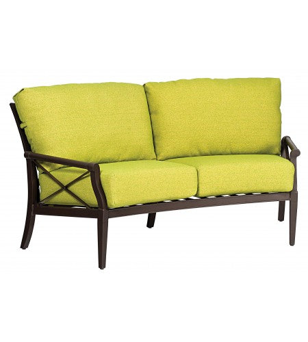 Andover Crescent Loveseat- Item 510463