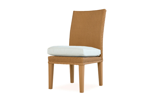 Lloyd Flanders Hamptons Armless Dining Chair- Item 15007
