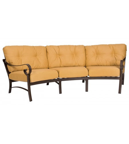 Belden Cushion Crescent Sofa- Item 690464M