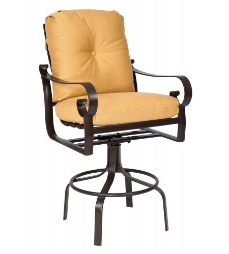 Belden Cushion Swivel Bar Stool- Item 690468M