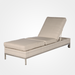 Cannes chaise replacement cushion boxed w/welt