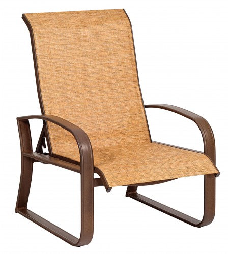 Cayman Isle Sling Adjustable Lounge Chair- Item 2FH435