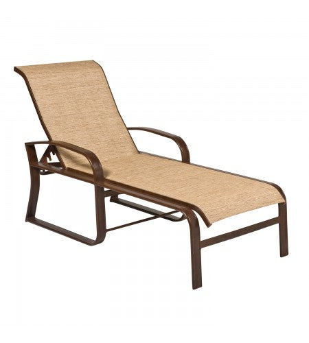 Cayman Isle Sling Adjustable Chaise Lounge- Item 2FH470