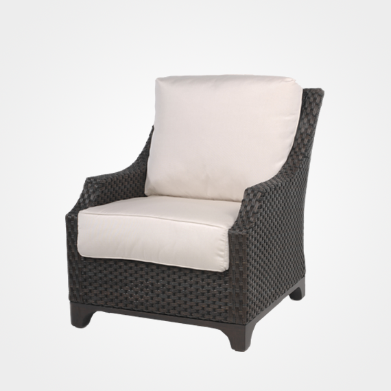 Beaumont club chair replacement cushion