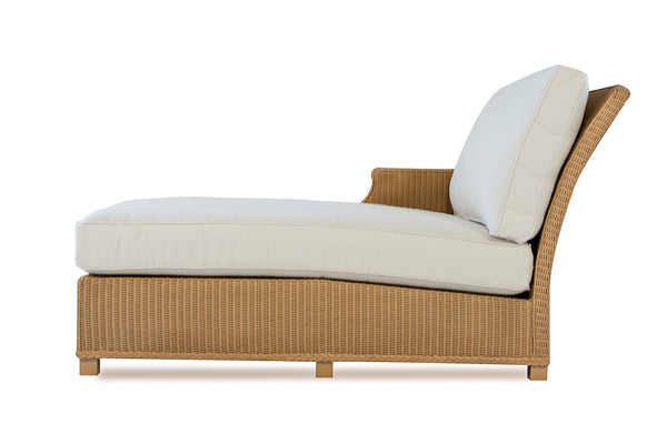 Lloyd Flanders Hamptons Right Arm Chaise- Item 15025
