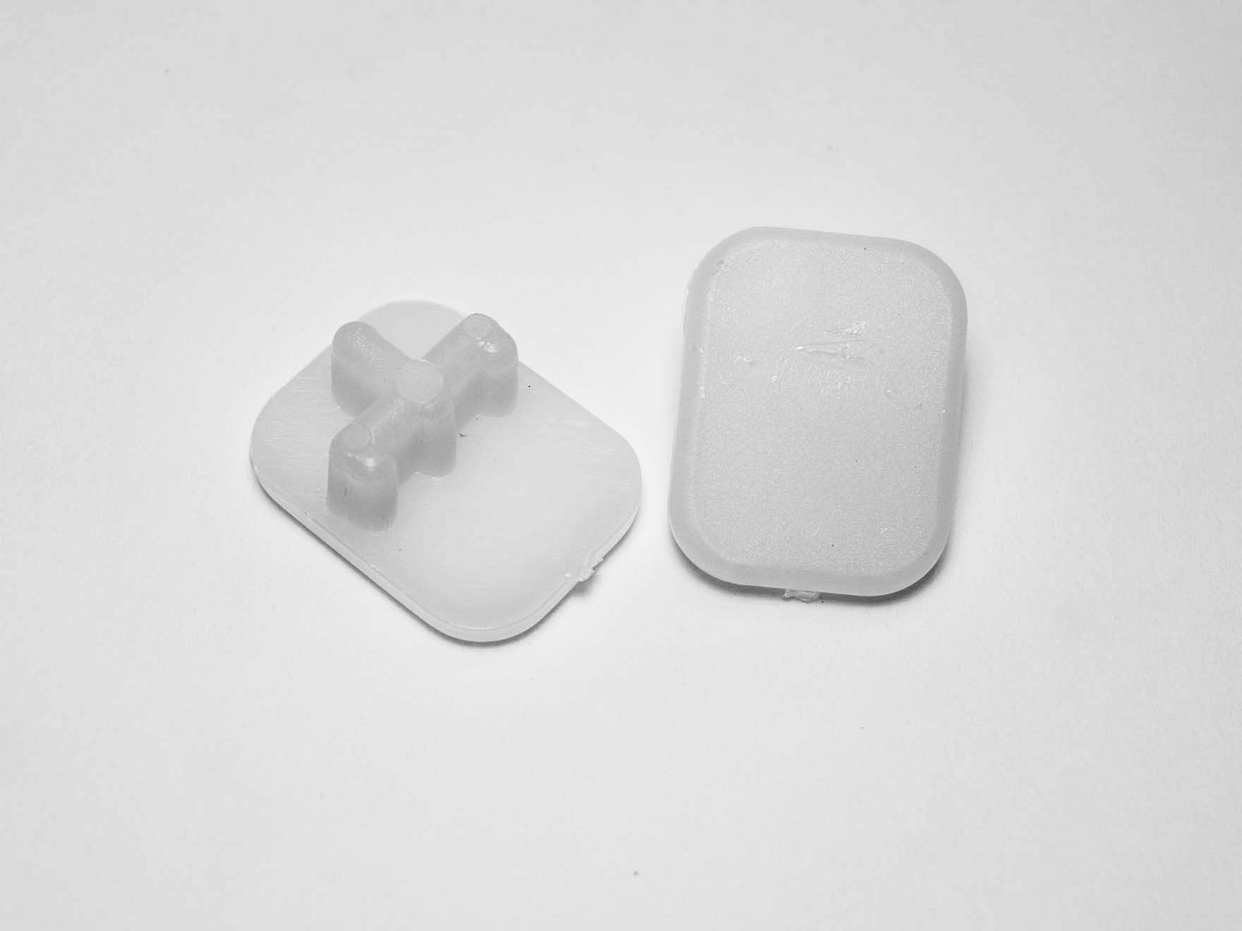 "7/8"" W x 1-1/8"" L Rectangular Sling Insert 