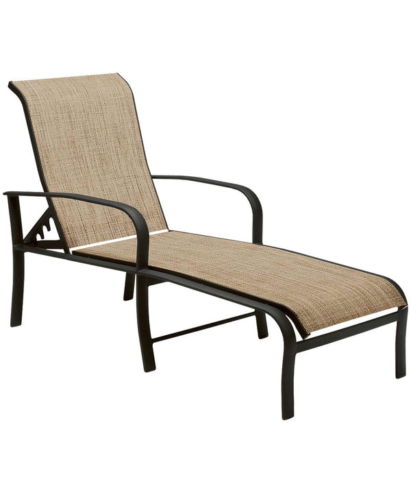2 Piece Custom Chaise Replacement Sling | Item CChS-2pc