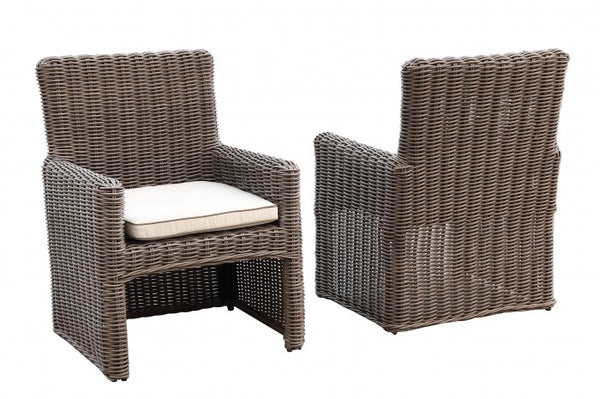 Coronado Wicker Dining Chair | Item 2101-1