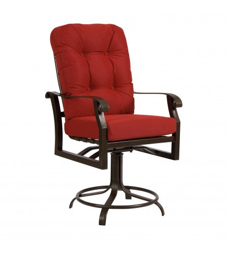 Cortland Cushion Swivel Counter Stool- Item 4Z0469