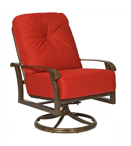 Cortland Cushion Swivel Rocking Lounge Chair- Item 4Z0477