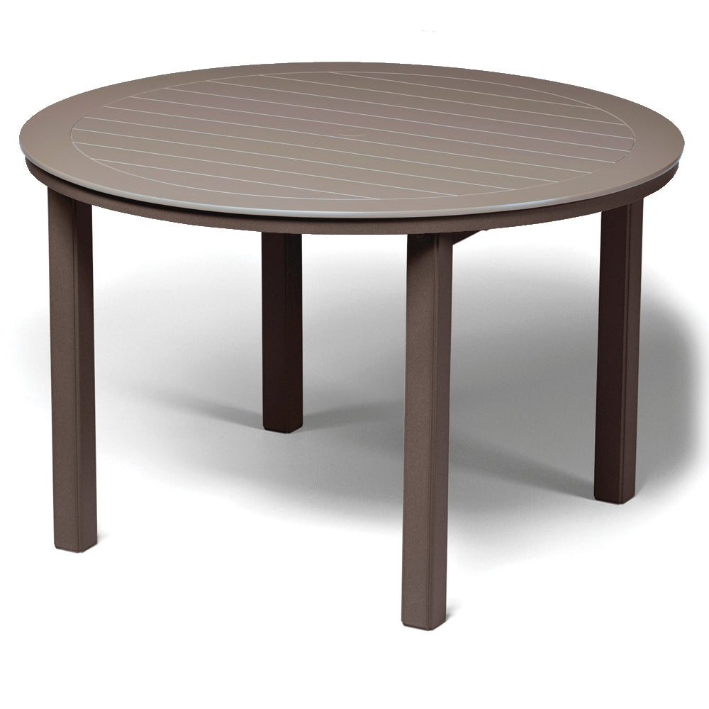 "Telescope Casual 54"" round MGP Top Bar Table"