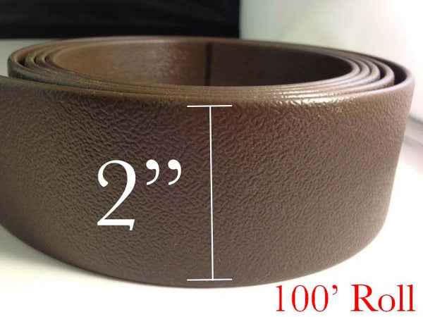 "2"" Textured Vinyl Strapping 