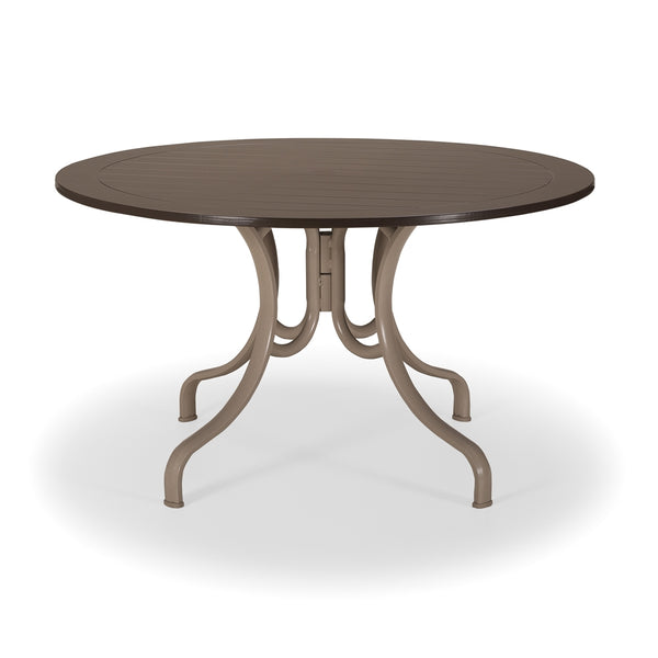 "Telescope Casual 48"" round MGP Dining Table"