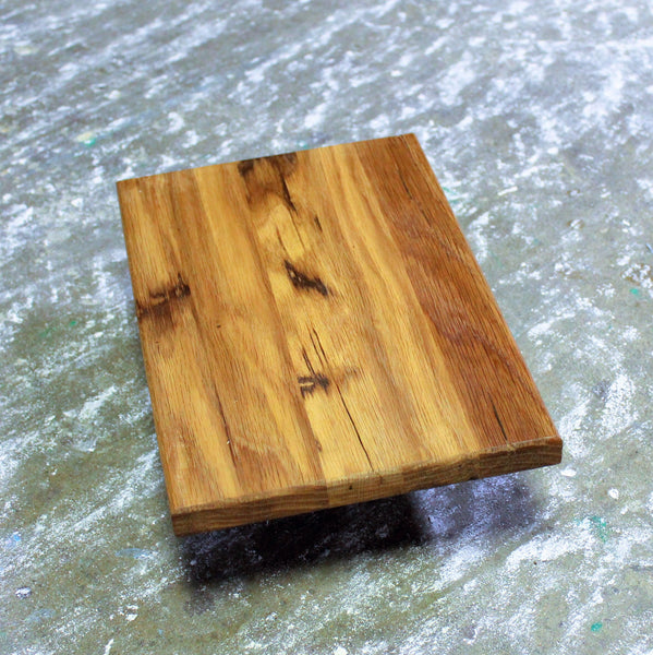 Swerve - Reclaimed Wood Cutting Board