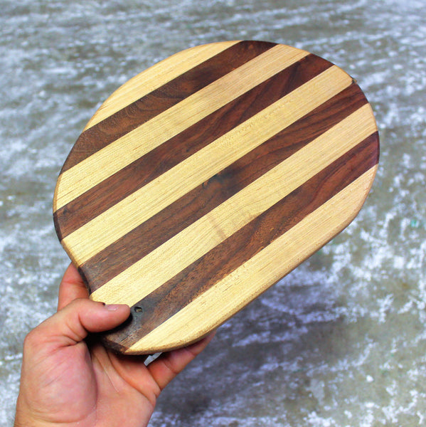 Stripped - Reclaimed Wood Cutting Board
