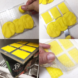 Multi-Cavity Building Block (Flat) Mold