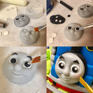 Train Face Mold