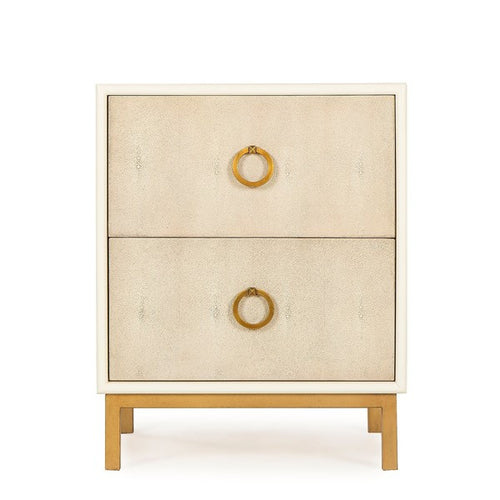 APRIL NIGHTSTAND - 2 DRAWER for $1297.00