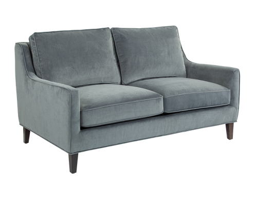 HOVER GRANITE FABRIC LOVESEAT for $2150.00