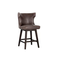 PORTO BARSTOOL - DARK BROWN for $880.00