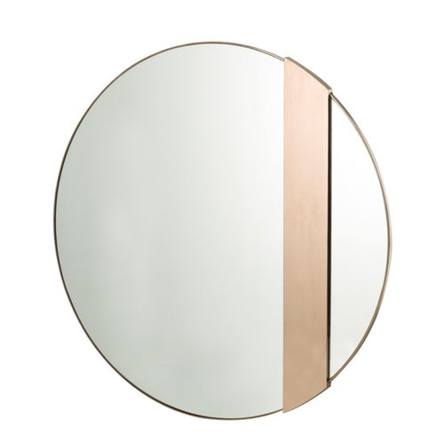 mirror_metal_rose_gold_Taupe_gold_stainless_steel_modern