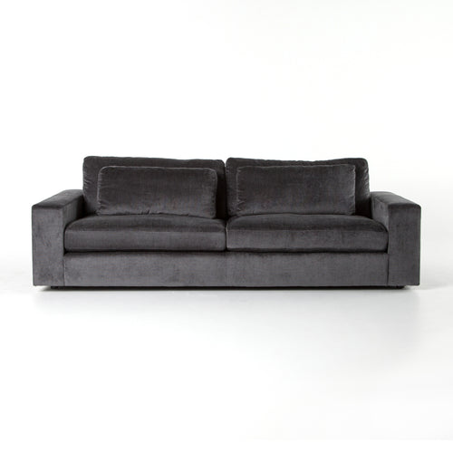 "ORLEANS SOFT-CHARCOAL GREY SOFA 82"" for $1950.00"