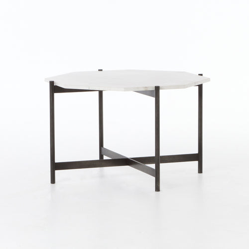 AIDA BUNCHING TABLE - HAMMERED GREY for $625.00