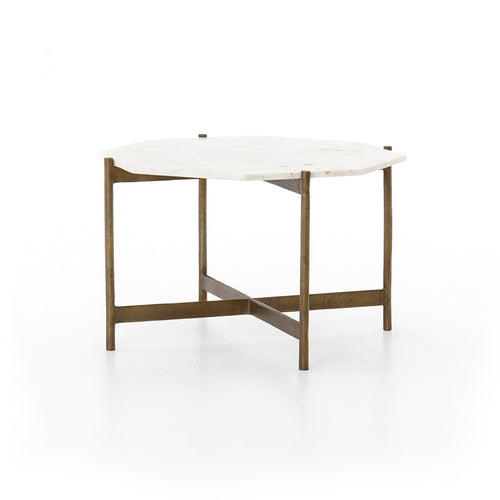 AIDA BUNCHING TABLE - RAW BRASS for $625.00