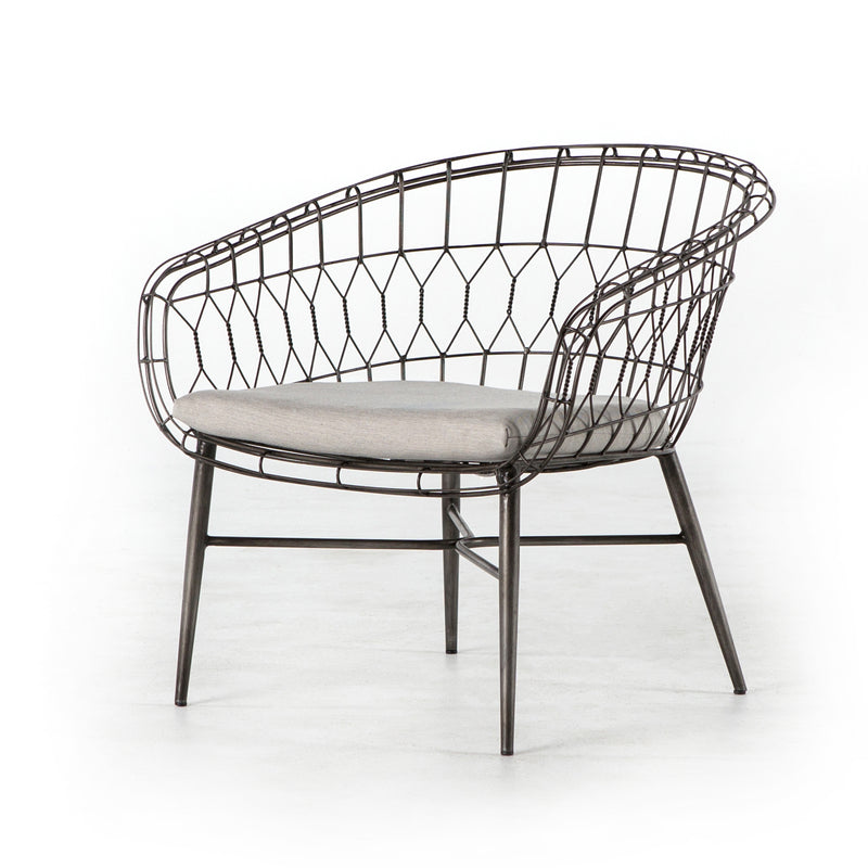 SILVIA OUTDOOR OCCASIONAL CHAIR for $895.00