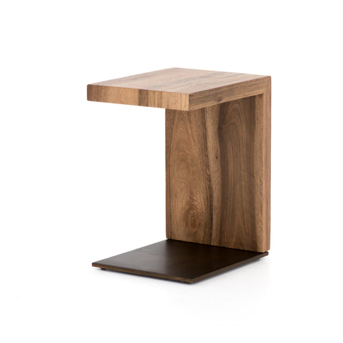 ALBA END TABLE - NATURAL YUKAS for $785.00