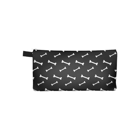 Black Bones Cosmetic Bag