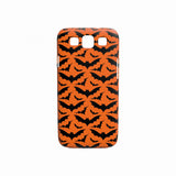 Orange Bats Phone Case