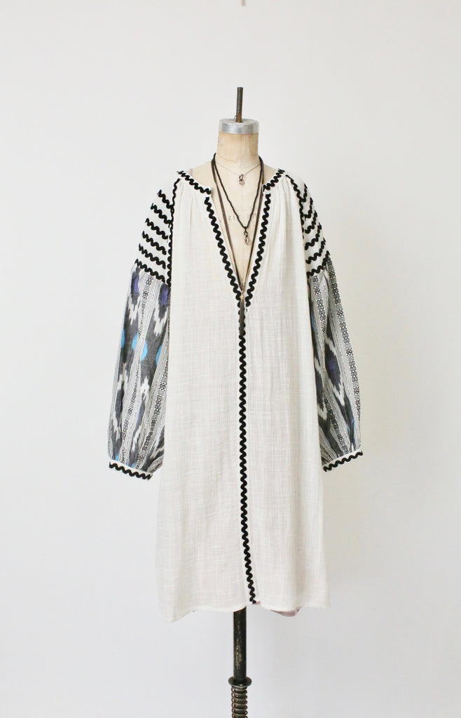 Balloon Gauze Tunic