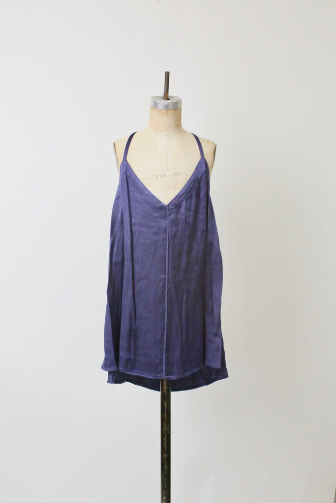 Ghost Silk Emi Camisole Denim Fade