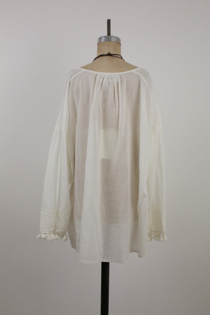 The Tassel Tunic