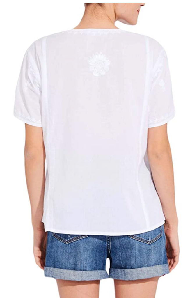 Anna Embroidered Shirt