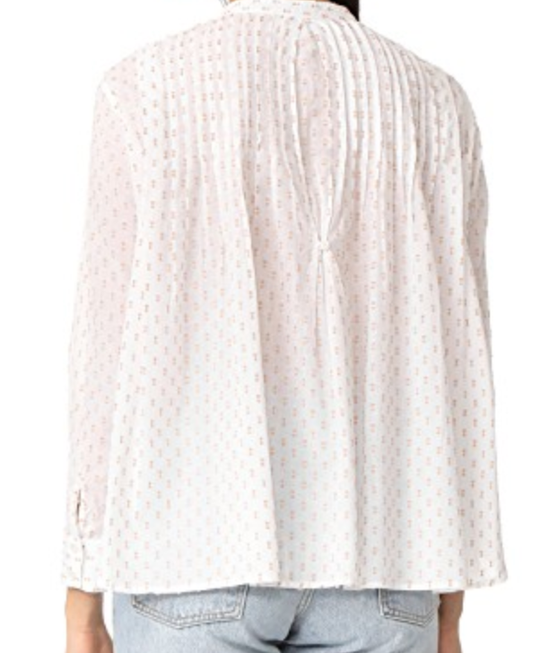 The Pleat Top