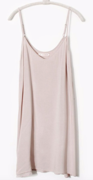 Linden Slip Dress Nude
