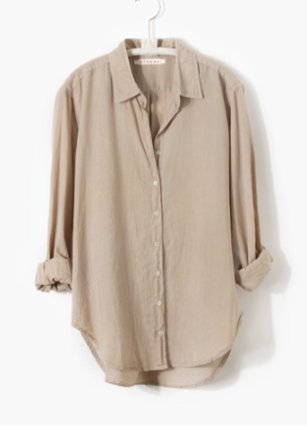 Beau Shirt Seagrass