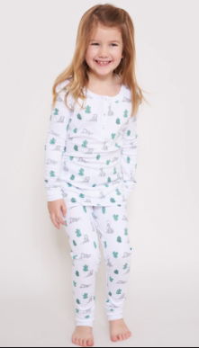 KIDS AWOO PAJAMA SET