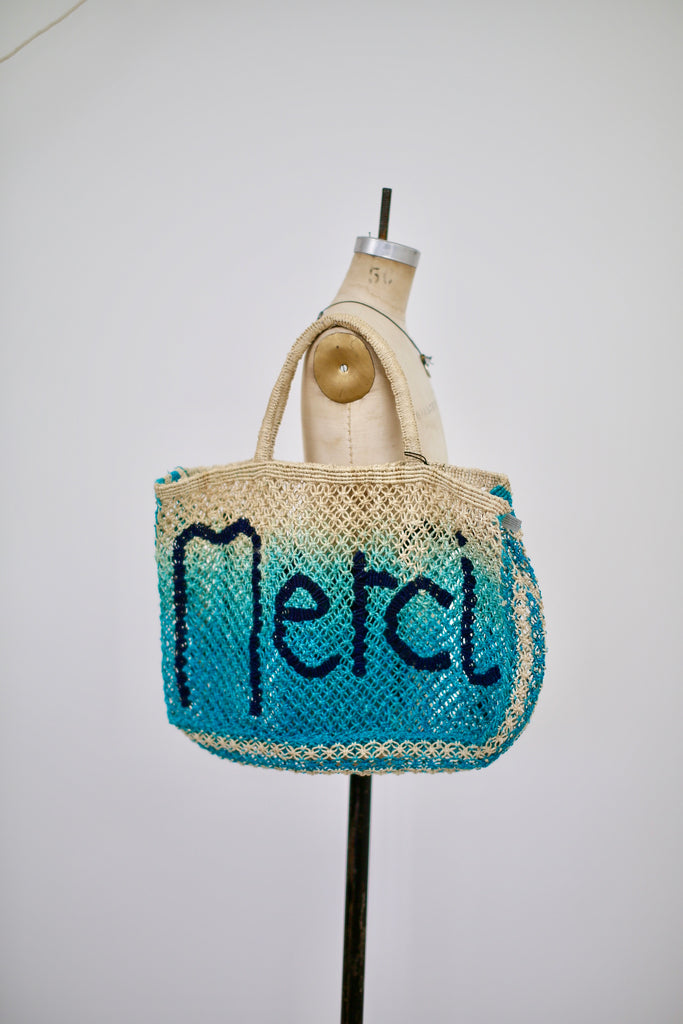 Dip Dye Merci Bag