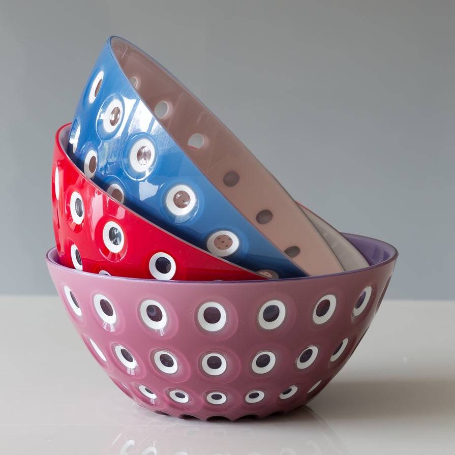 Guzzini Bowl Le Murrine Amaranto / Purple