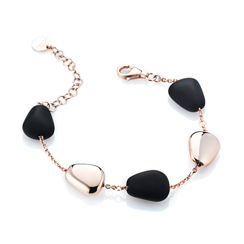 MARCELLO PANE - Large Pebble Bracelet