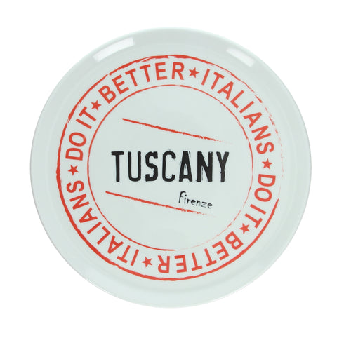 Tognana Round Pizza Plate