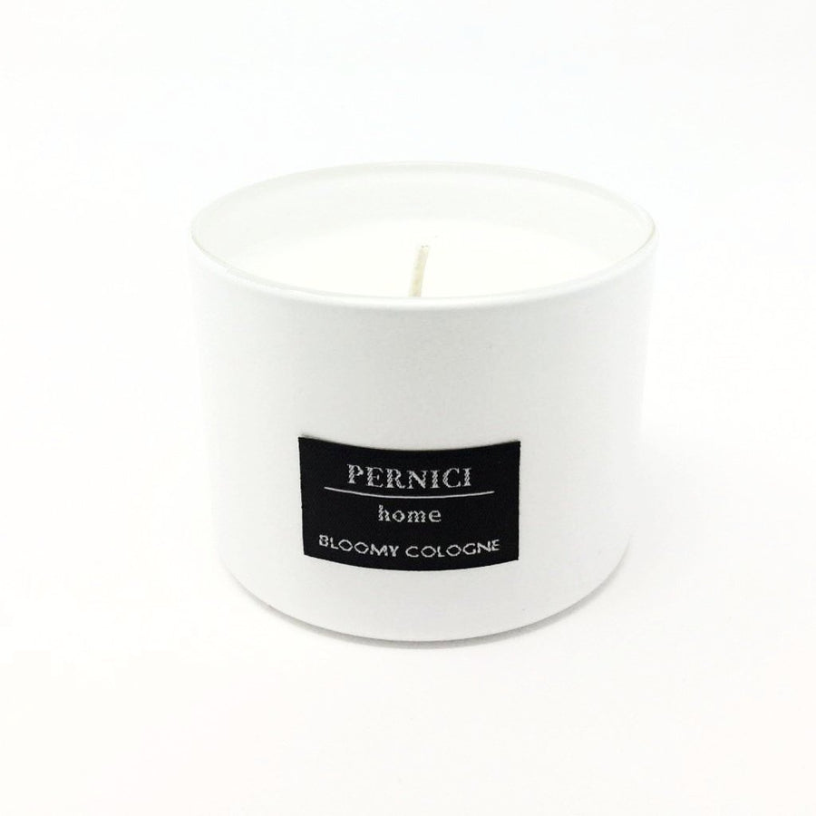 Pernici Candle - Scented Candle - Bloomy Cologne 140 gram