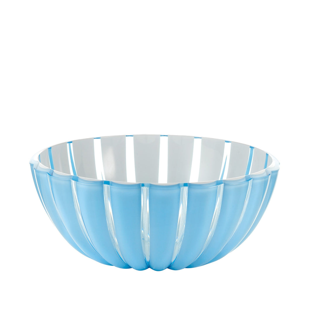 Guzzini Bowl Grace - Blue White Size XL