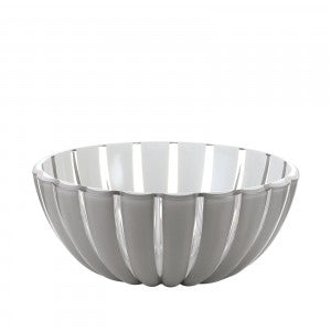 Guzzini Bowl Grace - Grey White Size XL
