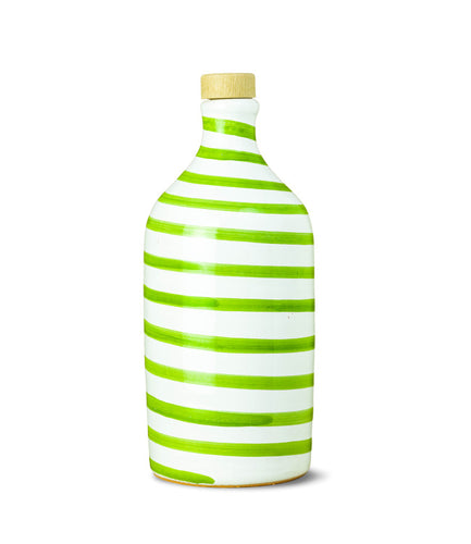 Muraglia Extra Virgin Olive Oil 'Capri Green' terracotta jar 500ml
