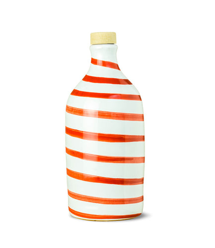 Muraglia Extra Virgin Olive Oil 'Capri Red' terracotta jar 500ml