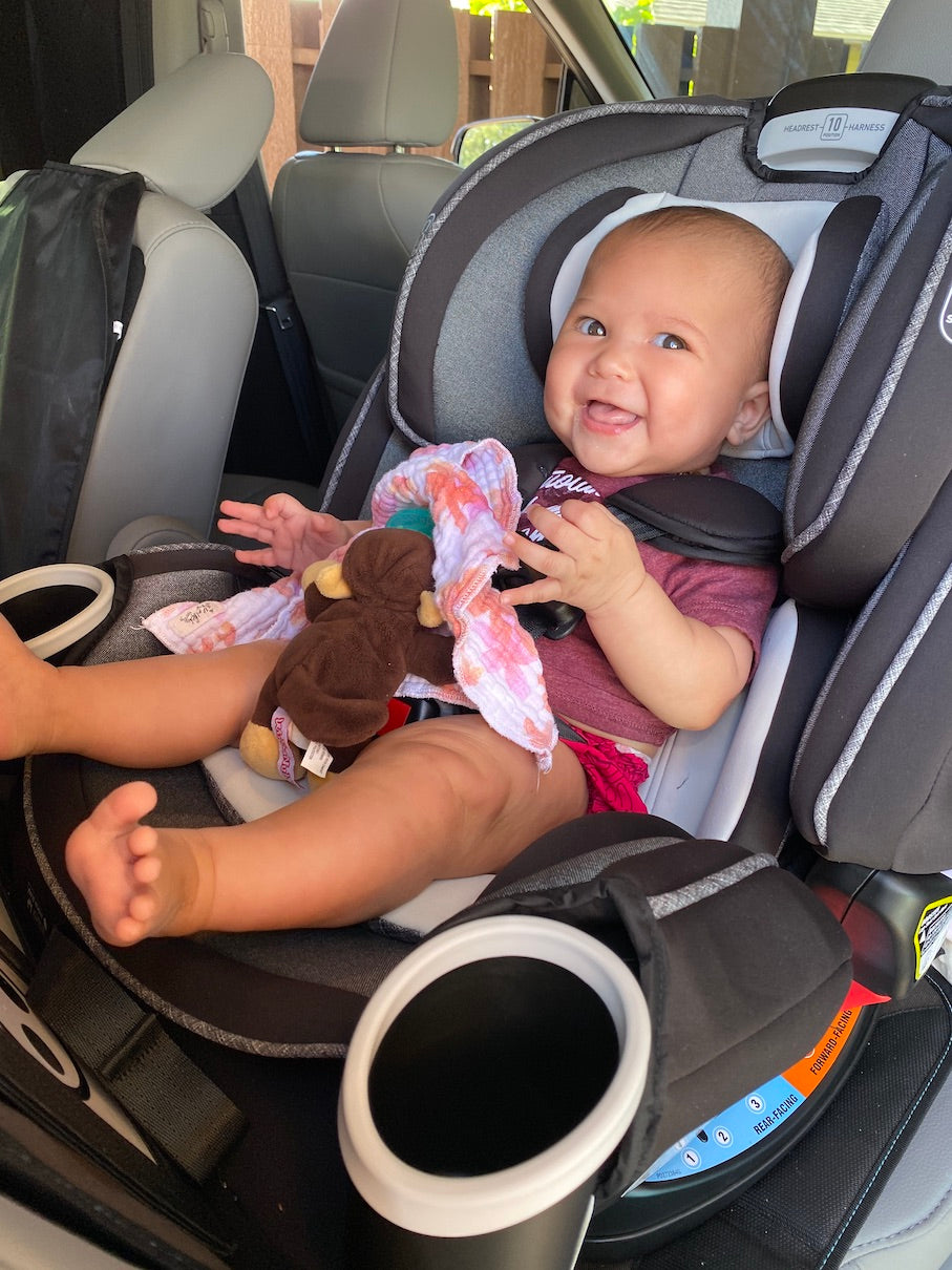 3 Reasons Why We Switched to our 4ever Car Seat
